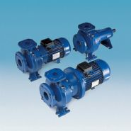 Lowara FH Series of end suction close coupled pumps